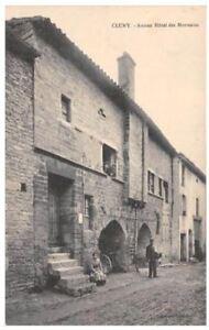 CPA-71-CLUNY-ANCIEN-HOTEL-DES-MONNAIES