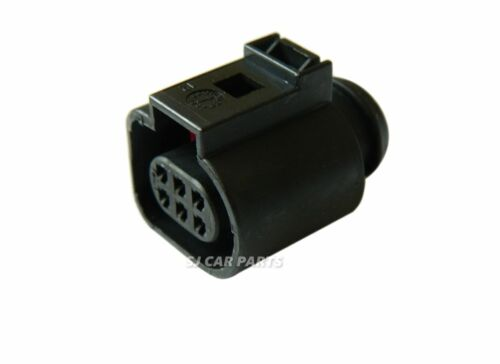 New For VW Audi Seat Skoda 6 Pin Connector Plug 1J0973713