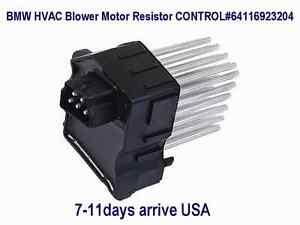 Bmw Final Stage E39 E46 Heater Blower Motor Resistor