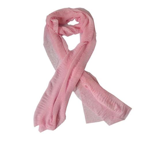 NewWomens Ladies Girls Stylish Long Soft Silk Chiffons Scarf Wraps Shawl vbuk