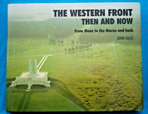 The-Western-Front-Then-and-Now-Giles-Hardbound