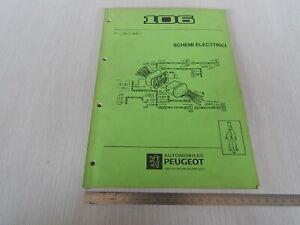 Schemi Elettrici : Raro manuale schemi elettrici peugeot xsi e