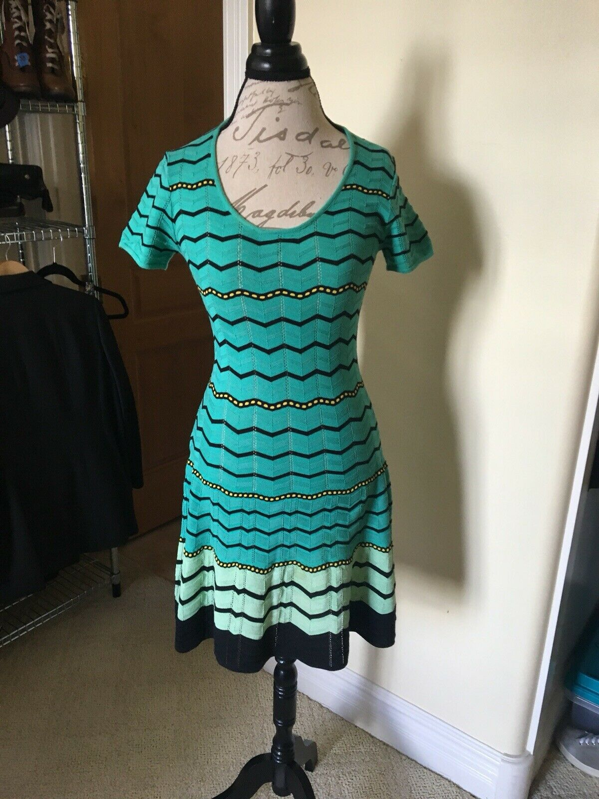 Super Cute Missoni Missoni Missoni Knit Dress cad621