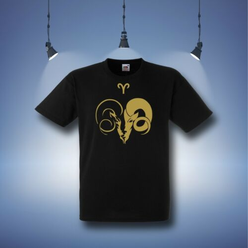 Zodiac sign T-Shirt Boys Kids Tops /& Shirts Cool Gift