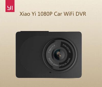 """Original Xiaomi Yi Car Dash Cam 2.7/"""" LCD HD 1080P WIFI Smart DVR Recorder"""