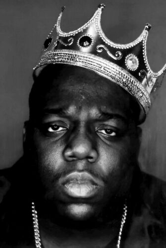 Notorious B.I.G Posters 24 x 36