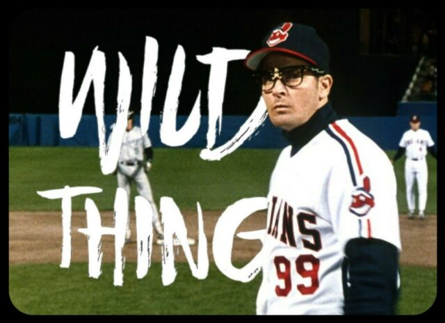 cleveland indians thing magnet