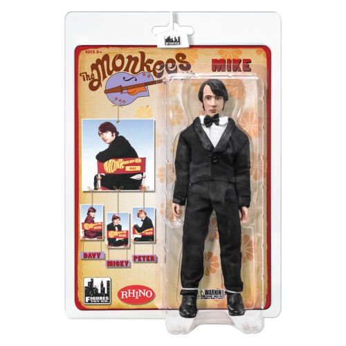 The Monkees 8 Inch Mego Style Action Figures Tuxedo Outfit: Mike Nesmith