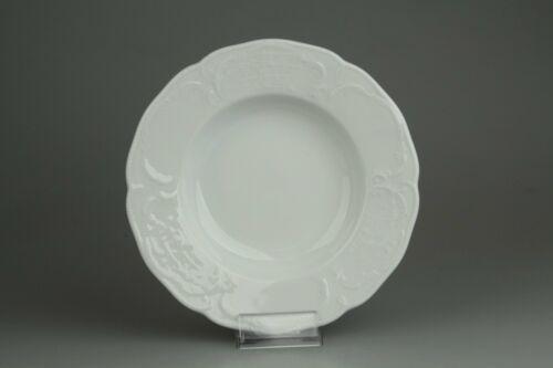 Suppenteller D 23,8 cm Rosenthal Sanssouci  weiß Gastrogeschirr 2 Wahl