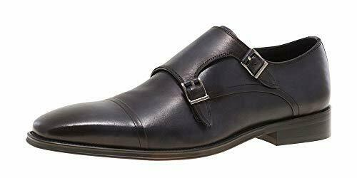 Jump Newyork Mario Hand Painted Leather Upper Formal/Oxford/Dress Shoes for Men