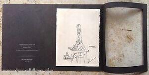 GIACOMETTI-Alberto-1901-1966-Original-Radierung-L-Atelier-Ref-Lust-71-Ex310