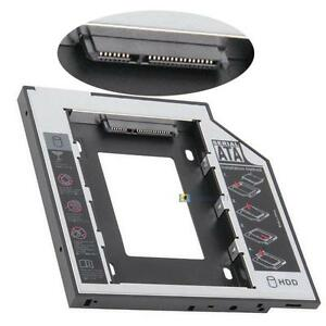 12-7mm-Universal-SATA-2nd-HDD-HZD-Hard-Drive-Caddy-for-CD-DVD-ROM-Optical-Bay-HZ