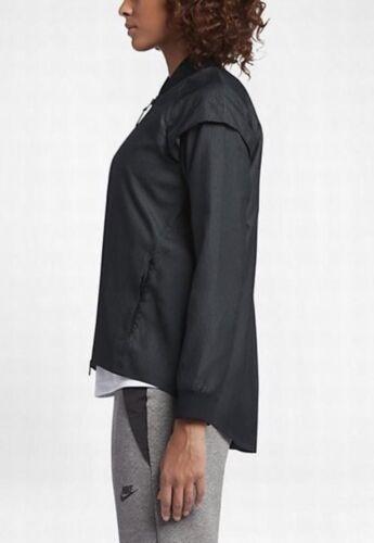 Maniche Staccabili Abbigliamento Giacca Intrecciato Nike Sportivo 2017 Tech fUTqywZ0