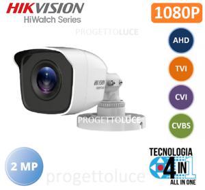 HIKVISION-HWT-B120-M-TELECAMERA-BULLET-4IN1-TVI-AHD-CVI-CVBS-HD-1080P-2MPX-IP66