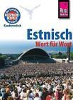 Reise Know-How Kauderwelsch Estnisch - Wort für Wort von Irja Grönholm (2014, Kunststoffeinband)