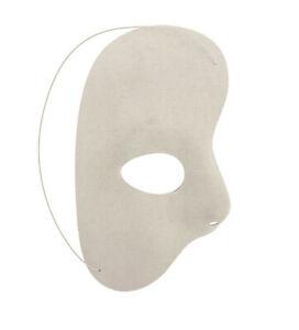 Phantom of the Opera Halloween Fancy Dress Set Mask, Gloves, Bow Tie 3PC