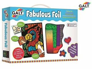 Fabulous-Foil-by-Galt-WARRANTY-AUTHENTIC-40-Foil-Sheets-included-Sparkly