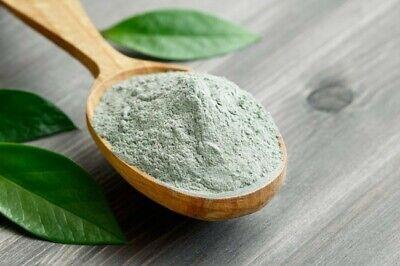 ARGILLA Verde Super-Ventilata Polvere Pura Uso Esterno viso e corpo | eBay