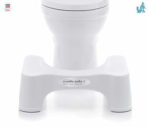 Squatty Potty 174 The Original Bathroom Toilet Stool 7 Quot White