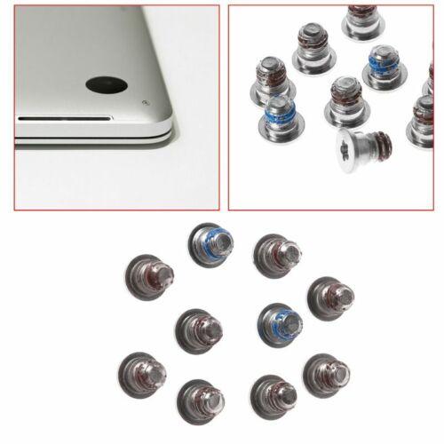10pcs Screws For MacBook Pro A1502 A1425 A1398 Retina Bottom Back Case Cover