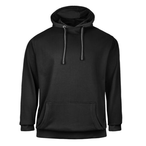 Kapuzen-Sweatshirt schwarz von Redfield Übergröße