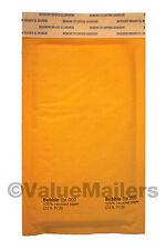 200 000 4x8 Bubble Lite Kraft Bubble Mailers Padded Envelopes Bags