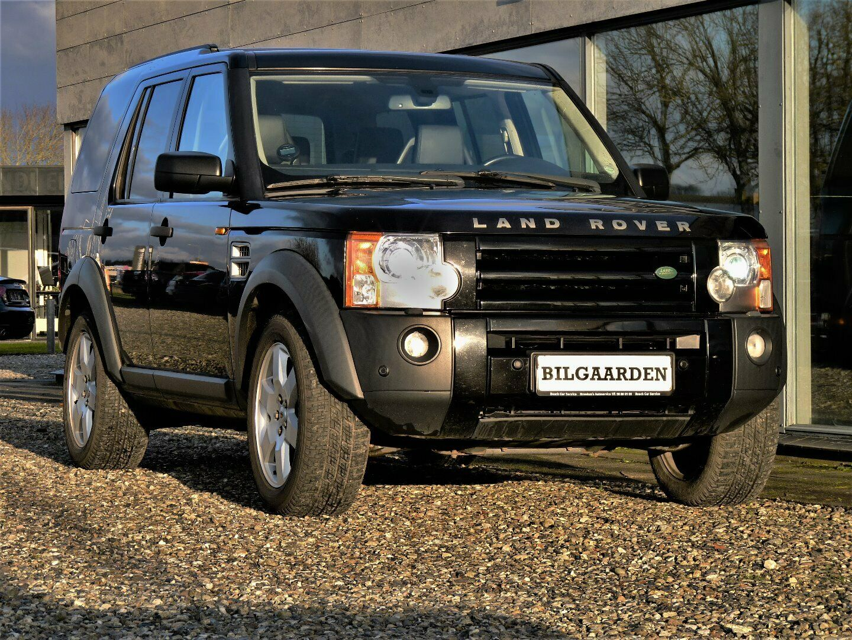 Land Rover Discovery 3 2,7 TDV6 HSE aut. 7prs 5d
