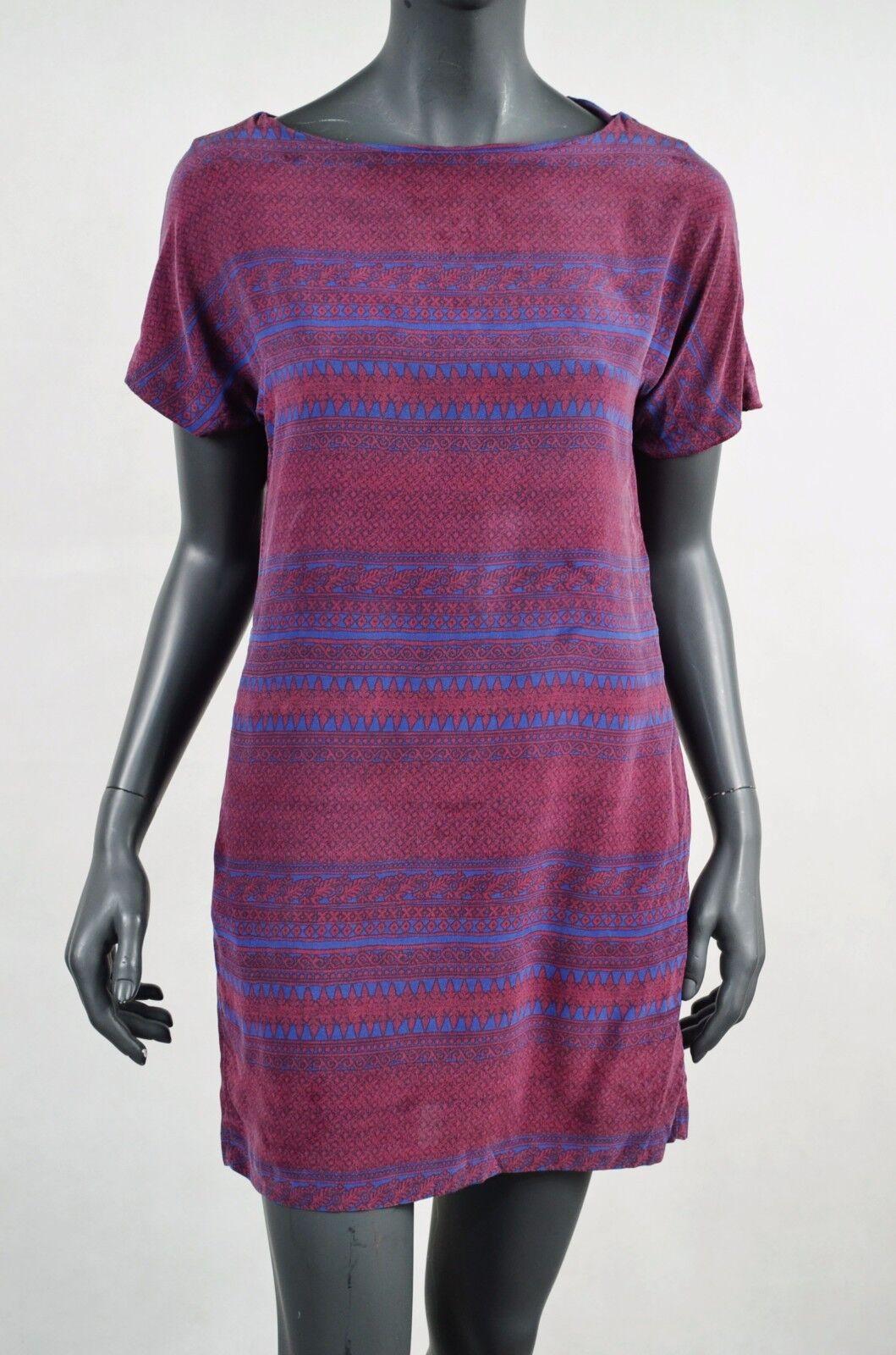 ARMANI EXCHANGE kleid dress SILK 2