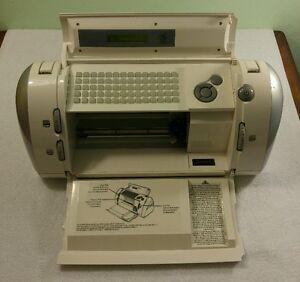 cricut machine crv001