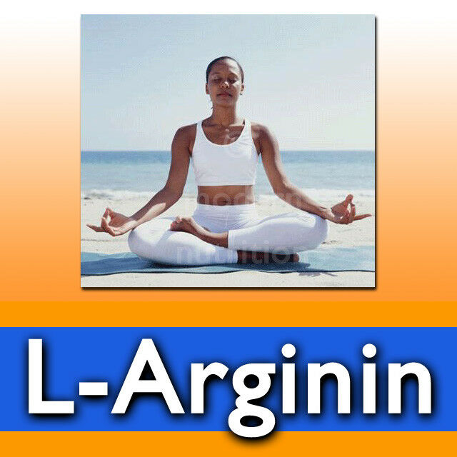 L-Arginin Anti Aging Potenz Muskelaufbau 720 Kapseln