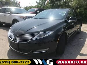 2015 Lincoln MKZ   AWD   NAV   LEATHER   ROOF   CAM  