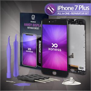 Ersatz-LCD-iPhone-7-PLUS-Display-Schwarz-Retina-Bildschirm-Scheibe-TouchScreen