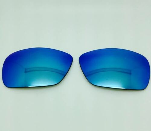 Arnette 4025 Rage Custom Sunglass Replacement Lenses Blue Mirror Polarized