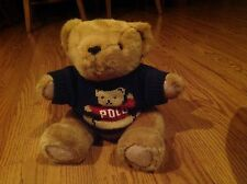 Vintage Ralph Lauren Polo Bear w/POLO Sweater