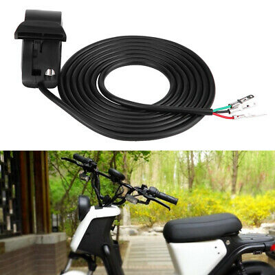22mm 7//8 Universal Thumb Throttle Speed Control Assembly for E-Bike Electric Bike Scooters Accelerator