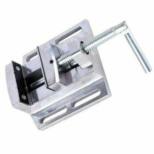 Drill Clamp Flat Mouth Pliers Bench Drilling Milling Machine Press Holder Tool