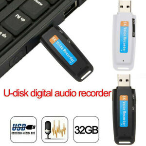 Mini-USB-Digital-Pen-Audio-Voice-Recorder-Dictaphone-32GB-Flash-Drive-U-Disk