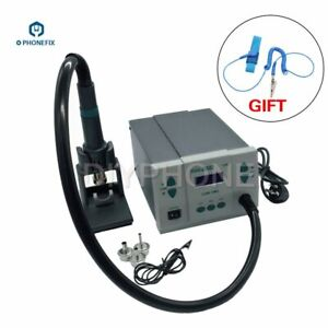 Quick Soldering Original 861DW 1000W Digital Rework Station hotair FREE SHIPPING