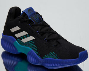 811177fc Details about adidas Pro Bounce 2018 Low New Men's Basketball Shoes Core  Black Sneakers AC7427