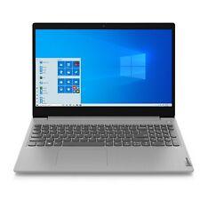 "Lenovo 15"" FHD R3-3250U 8GB RAM 256GB SSD Win10 S"