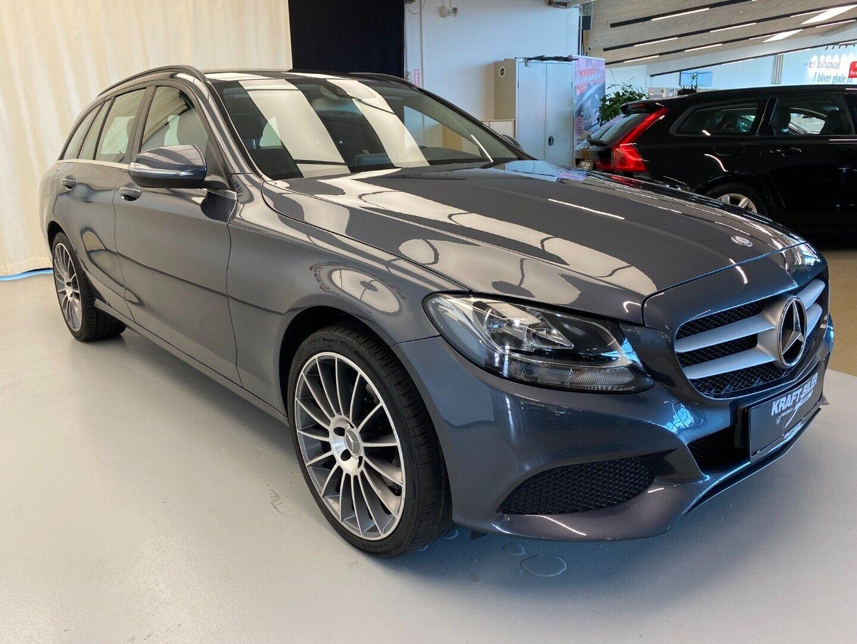 Billede af Mercedes C220 d 2,2 stc.