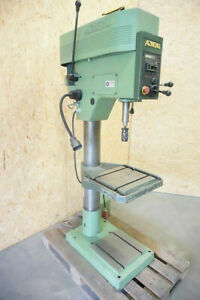 Alzmetall-AX4-SV-N-Saeulenbohrmaschine-Staenderbohrmschine-Bohrmaschine