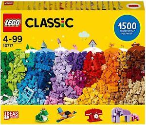 10717-LEGO-CLASSIC-SCATOLA-MISURA-XL-1500-PEZZI-4-ANNI-NUOVO-GARANZIA