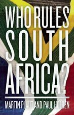 Who Rules South Africa?-ExLibrary