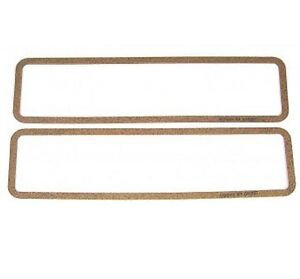 Valve-Cover-Gasket-Set-Chevy-Small-Block-1987-Up-Center-Bolt-Cork