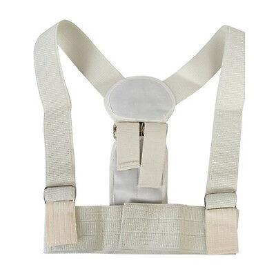 Magnetic Orthopaedic Posture Corrector Back & Shoulder Support Brace Belt Unisex
