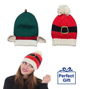 41026d8d06cd9 Women s Christmas Festive Holiday Season Fancy Dress Novelty Knit ...