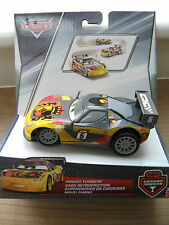 DISNEY CARS POWER TURNERS CARBON RACERS POWER TURNERS CAR TOY MIGUEL CAMINO