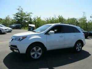 2011 Acura MDX SH-AWD, Tech and Entertainment package