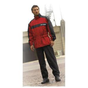 XXXL Teknic Otisca Rain PANTS Motorcycle Mens Rainwear